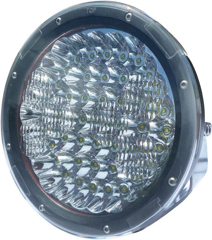 """Tuff Gear 9"""" Round LED Spotlight 225Watt"""