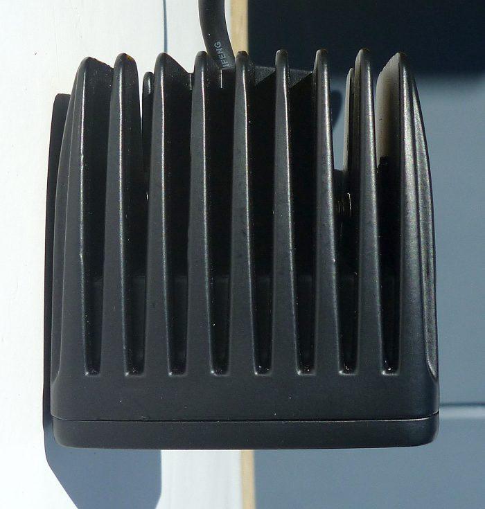 Tuff Gear 80mm x 75mm 16watt LED Driving Light Spot