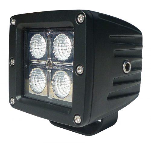 Tuff Gear 80mm x 75mm 16watt LED Driving Light Flood