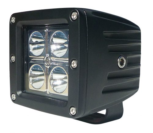 Tuff Gear 80mm x 75mm 16watt LED Driving Light Spot