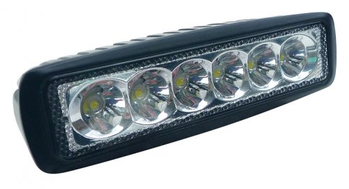 Tuff Gear 160mm x 45mm 18watt LED Driving Light Spot