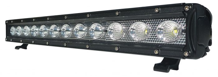 "Tuff Gear 20 "" 60watt LED Lightbar Single Row Combo"
