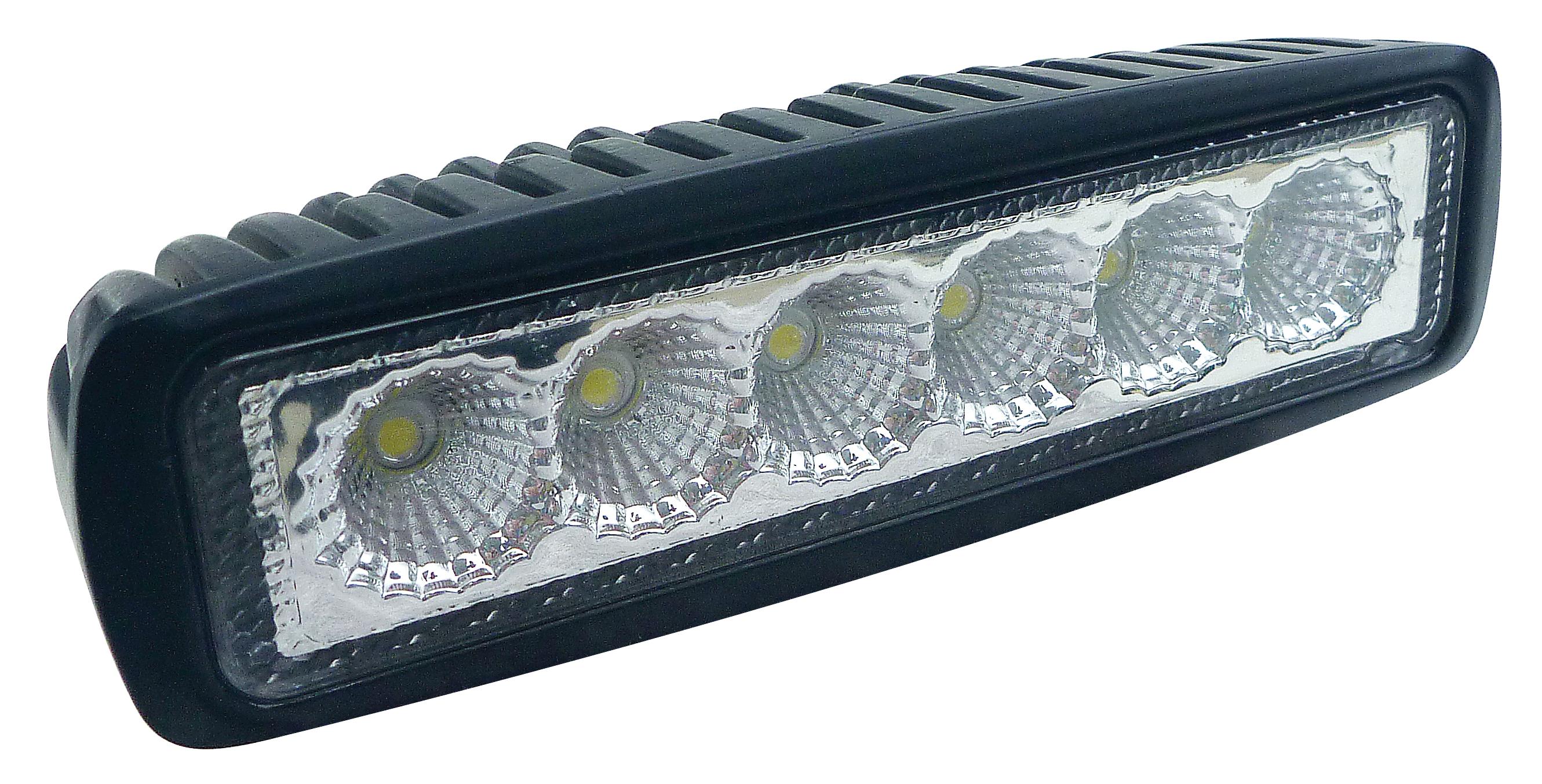 Tuff Gear 160mm X 45mm 18watt Led Driving Light Flood T Max
